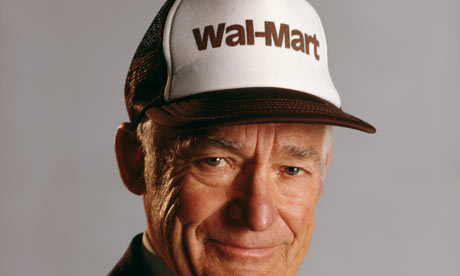 a description of wal mart success which was started by sam walton Buy sam walton, made in america : my story at walmartcom hi great book, especially for all walmart associates funny and very informative this book is very interesting and informative to the success of wal~mart.